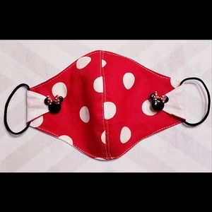 Minnie mouse face mask - Adult size